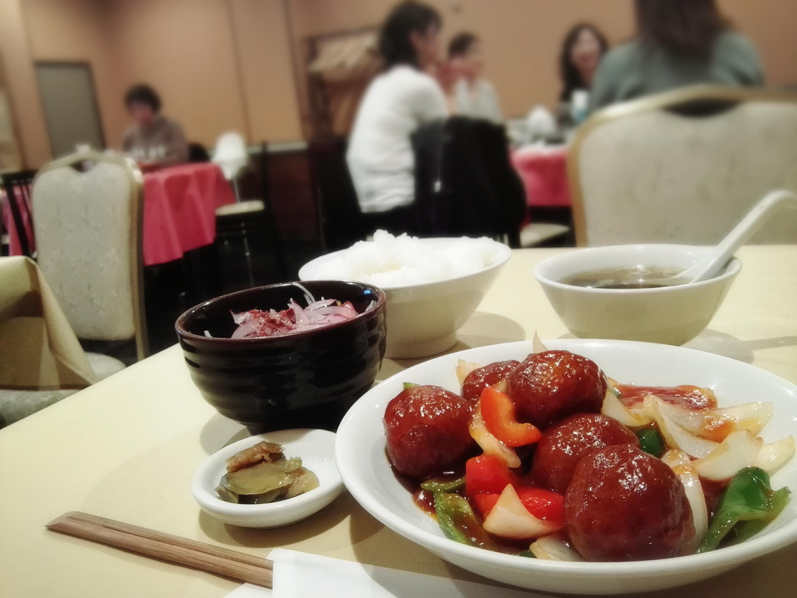立川,中国料理五十番となりのシェアオフィス